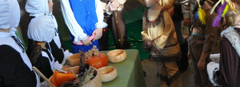 Thanksgiving Fellowship 2014